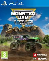 hra pre Playstation 4 Monster Jam Steel Titans 2