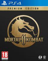 Mortal Kombat 11 - Premium Edition (PS4) + darček kľúčenka + dlc