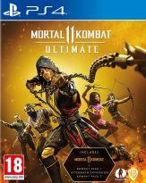 hra pro Playstation 4 Mortal Kombat 11 Ultimate