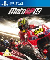hra pre Playstation 4 Moto GP 14 [Promo]