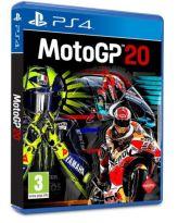 hra pro Playstation 4 Moto GP 20