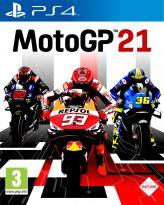 hra pro Playstation 4 MotoGP 21