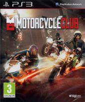 Hra pro Playstation 3 Motorcycle Club