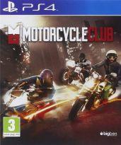 hra pre Playstation 4 Motorcycle Club