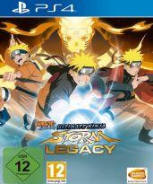 hra pro Playstation 4 Naruto Shippuden: Ultimate Ninja Storm (Legacy Edition)