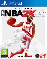hra pro Playstation 4 NBA 2K21