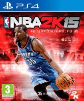 hra pre Playstation 4 NBA 2K15