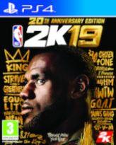 hra pre Playstation 4 NBA 2K19 - 20th Anniversary Edition