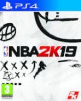 hra pre Playstation 4 NBA 2K19 - Steelbook Edition