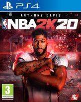 hra pre Playstation 4 NBA 2K20