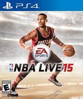 hra pre Playstation 4 NBA Live 15