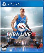 hra pre Playstation 4 NBA Live 16
