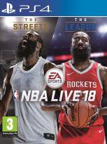 hra pro Playstation 4 NBA Live 18