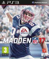 Hra pre Playstation 3 Madden NFL 17