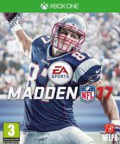 hra pre Xbox One Madden NFL 17
