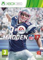 Hra pro Xbox 360 Madden NFL 17