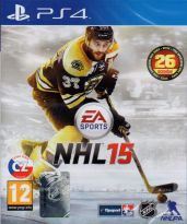 hra pro Playstation 4 NHL 15 CZ