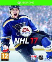 hra pre Xbox One NHL 17 CZ