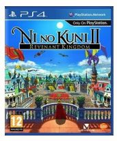 hra pro Playstation 4 Ni no Kuni II: Revenant Kingdom