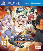 hra pre Playstation 4 Nitroplus Blasterz: Heroines Infinite Duel