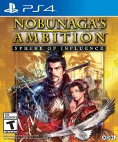 hra pre Playstation 4 Nobunagas Ambition: Sphere of Influence