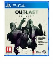 hra pro Playstation 4 Outlast Trinity