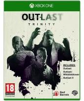 hra pre Xbox One Outlast Trinity