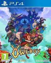 hra pre Playstation 4 Owlboy
