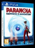 hra pre Playstation 4 Paranoia: Happiness Is Mandatory