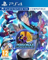 hra pre Playstation 4 Persona 3: Dancing in Moonlight