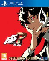 Persona 5 Royal - Steelbook Edition (PS4)