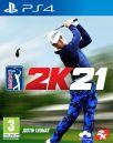 hra pro Playstation 4 PGA Tour 2K21