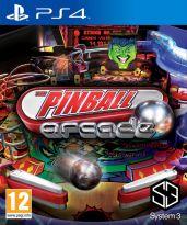 hra pre Playstation 4 Pinball Arcade