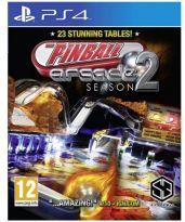hra pre Playstation 4 Pinball Arcade: Season 2