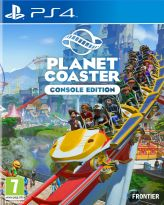 hra pre Playstation 4 Planet Coaster - Console Edition