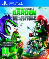 hra pre Playstation 4 Plants vs. Zombies: Garden Warfare