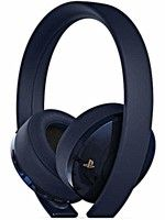 Príslušenstvo ku konzole Playstation 4 Playstation Gold Wireless Headset - Navy Blue (500M Limited Edition)