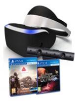 Příslušenství ke konzoli Playstation 4 PlayStation VR + kamera + Farpoint & Super Stardust VR ZDARMA