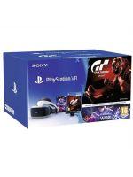 Příslušenství ke konzoli Playstation 4 PlayStation VR v2 + kamera + Gran Turismo Sports & VR Worlds