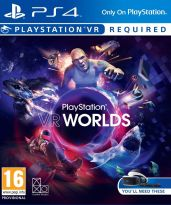 hra pro Playstation 4 PlayStation VR Worlds