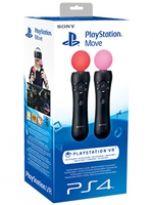 hra pro Playstation 4 Pohybový ovladač PlayStation Move - Twin Pack (poškozená krabička)