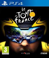 hra pre Playstation 4 Tour de France 2014