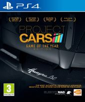 hra pre Playstation 4 Project CARS (Game of the Year Edition)