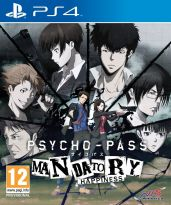 hra pro Playstation 4 PSYCHO-PASS: Mandatory Happiness