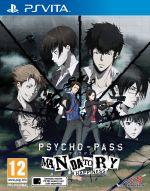 Hra pro PS Vita PSYCHO-PASS: Mandatory Happiness
