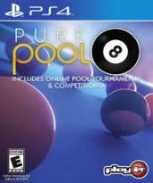 hra pre Playstation 4 Pure Pool