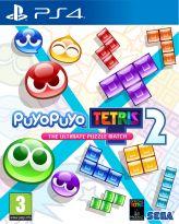 hra pro Playstation 4 Puyo Puyo Tetris 2