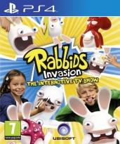 hra pre Playstation 4 Rabbids Invasion
