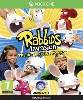 hra pre Xbox One Rabbids Invasion