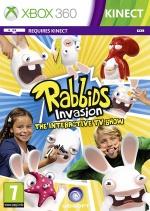 Hra pre Xbox 360 Rabbids Invasion